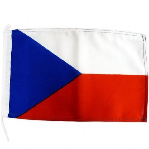 Vlajka Česká republika - veľkosť 70x100 cm