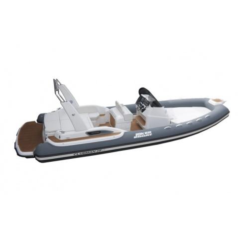 Nafukovací čln Joker Clubman 28 EFB