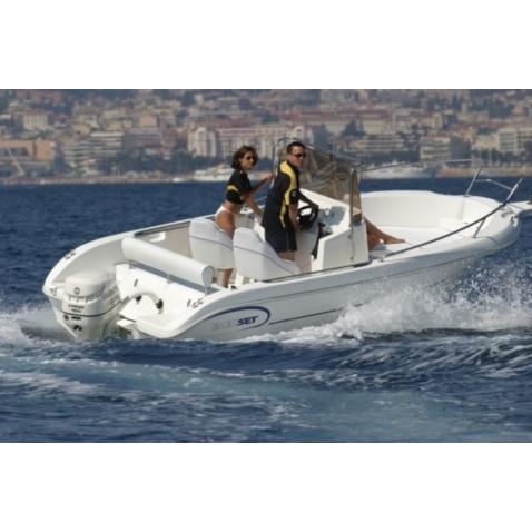 Motorový čln A530 Open