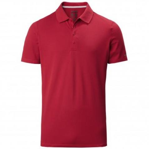 Polo Evolution Sunblock, krátký rukáv true red