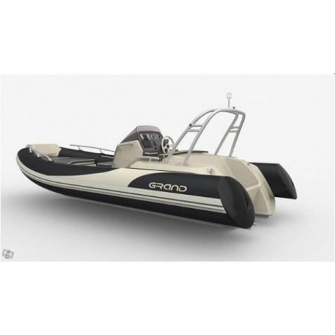 Nafukovací čln Grand G500LF