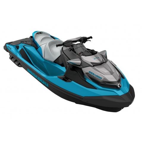 Skúter vodný Sea Doo GTX STD 3-up 230hp modrá metalíza