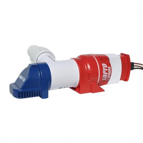 Bilge pumpa Rule, nízkoprofilová 900GPH, automatická