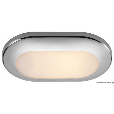 Světlo Nerez halogen 150x94mm IP56