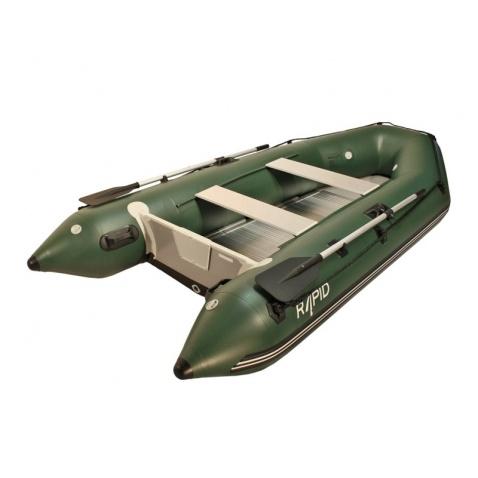 Nafukovací čln Rapid HD 330alu - green