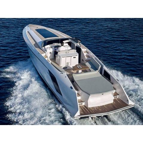 Motorový čln Frauscher 1414 Demon