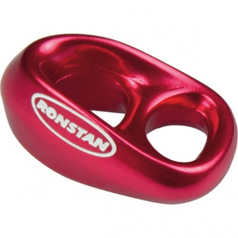 Očko klzné - Shock 5mm (náhrada kladky) red - RF8080RP10
