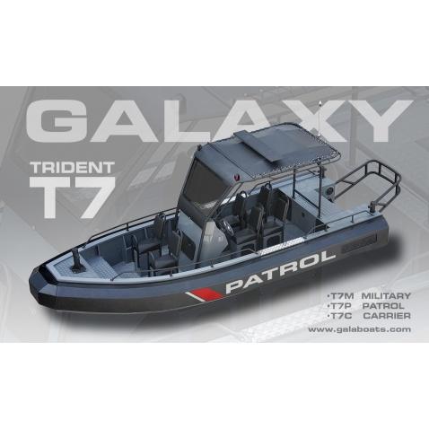 Galaxy Carrier RIB T7C