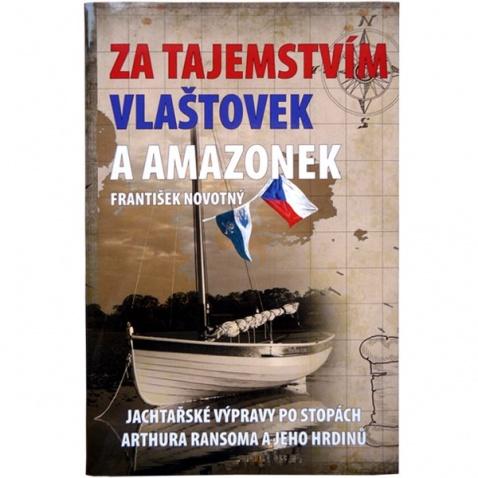 Kniha - Za tajemstvím Vlaštovek a Amazonek