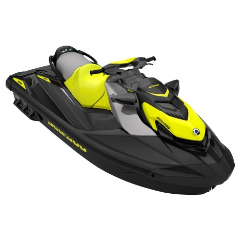 Skúter vodný Sea Doo GTR STD 3-up STD 230hp žlto-čierny