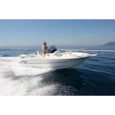 Motorový čln A580 Open New