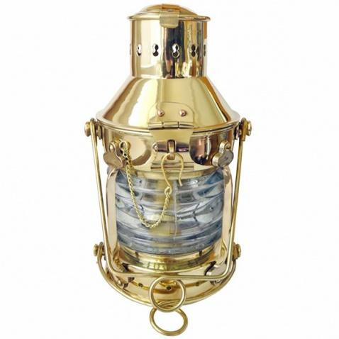 Lampa vrcholová elektrická,v.24cm