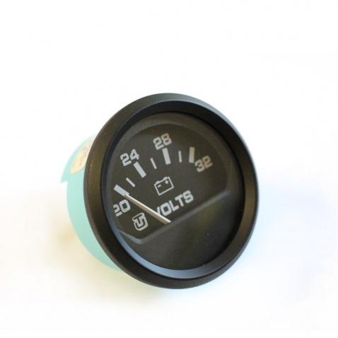 Budík voltmetra 20-32V
