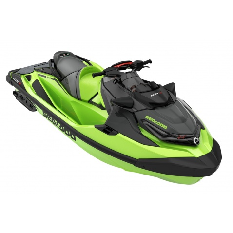 Skúter vodný Sea Doo RXT XRS 3-up 300hp zeleno-čierny