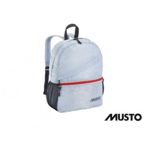 Batoh MUSTO Packaway, skladací - farba: čierna