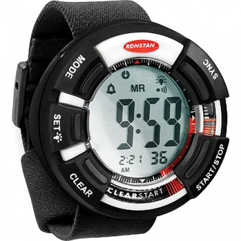 Hodinky CLEARSTART™ WATCHES & RACE TIMER - RF4050
