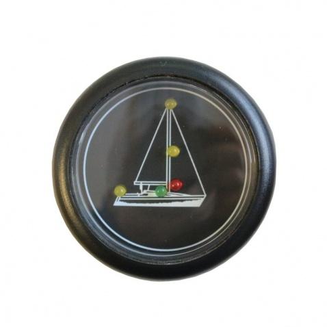 Budík-kontrolka pozič.svetiel pre plachetnice