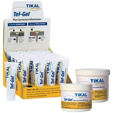 Tef-gel-antikorózny tmel Tikal, 10g