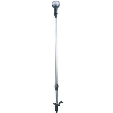 Svetlo pozičné, biele, 360°,  LED,d.83cm