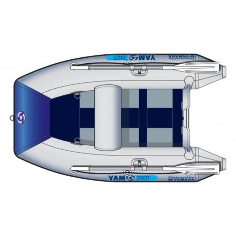Nafukovací čln Yam 240T