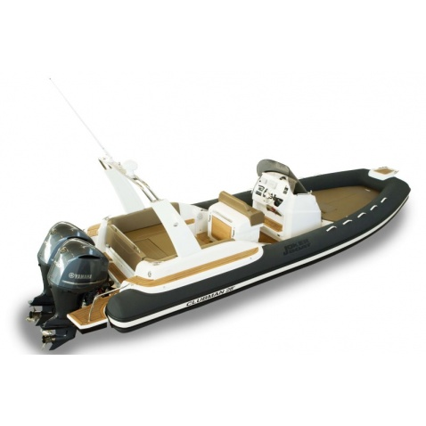 Nafukovací čln Joker Clubman 28