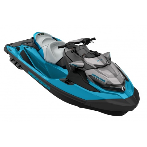 Skúter vodný Sea Doo GTX STD 3-up 170hp modrá metalíza