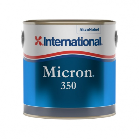 Antifouling  MICRON 350 - black, 2,5l