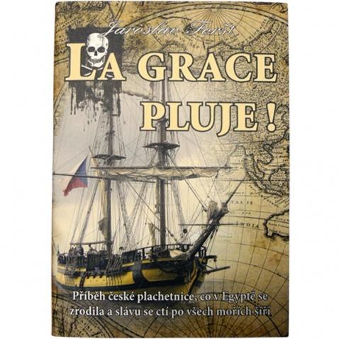 Kniha - La Grace pluje!