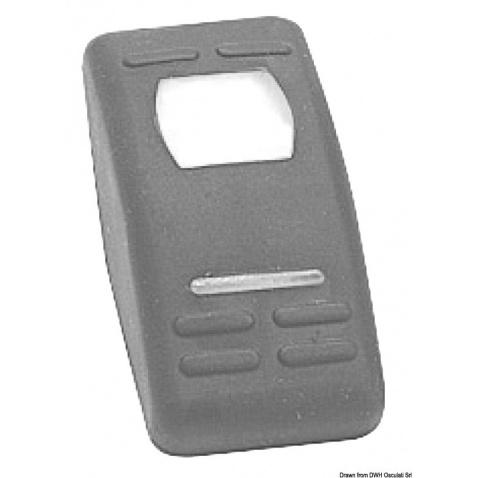 Tlačítko pro vypínač symbol klakson