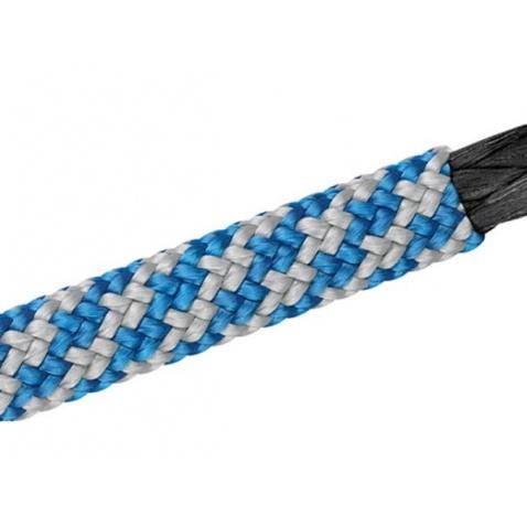 V-force, strieborná / modrá, 4 mm