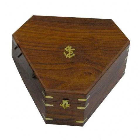 Krabica drevená na sextant 8202