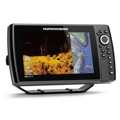 Humminbird Helix 9X MSI GPS G3N