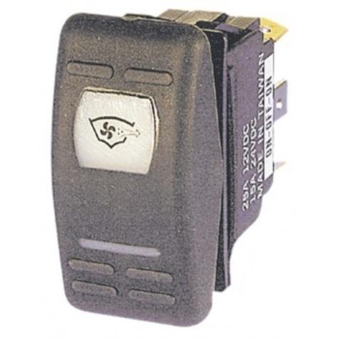 Vypínač ON-OFF (bez tlačítka)
