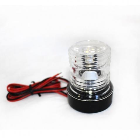 Svetlo pozičné, biele, 360°-LED