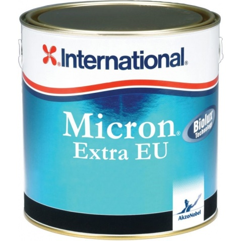 Antifouling MICRON EXTRA EU - Dover white, 2,5l