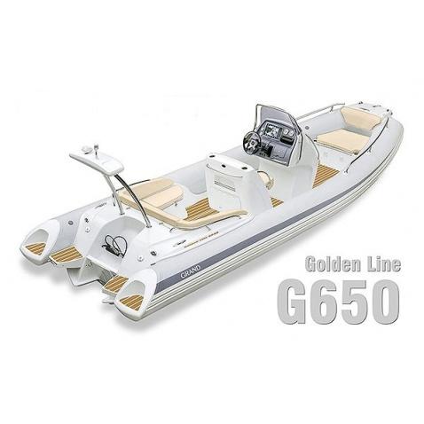 Nafukovací čln Grand G650LF