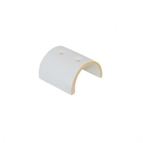 Koncovka oděrového profilu PVC 1472R, bílá