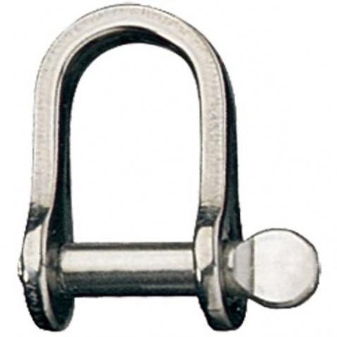 Šekel 27x18,priem.čapu 4,8mm - RF616 šekl