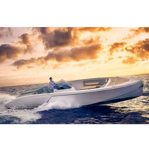 Motorový čln Frauscher 1017 GT Air