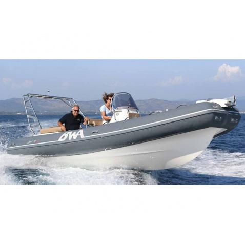 Nafukovací čln BWA Sport 22' GTO