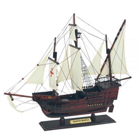 Model lode - Caravel Santa Maria