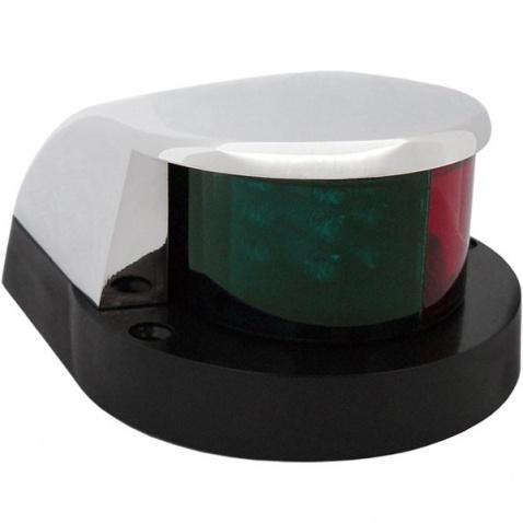Svetlo pozičné, zelené/červené, LED