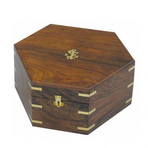 Krabica na sextant - 25x22x11 cm