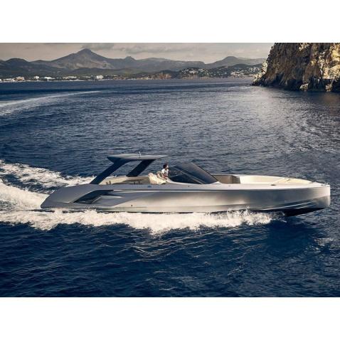 Motorový čln Frauscher 1414 Demon Air