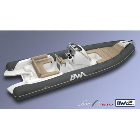 Nafukovací čln BWA Sport 26' GTO