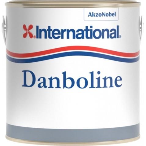 Farba vrchná  DANBOLINE - šedá, 0,750l