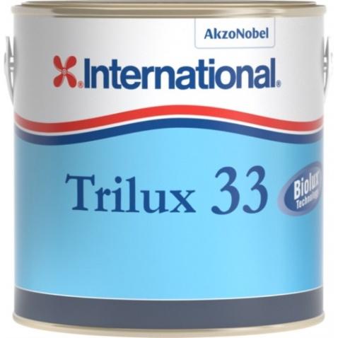 Antifouling  TRILUX 33 - čierna, 2,5l