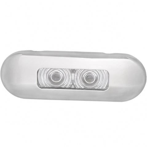 Svetlo oválne, LED