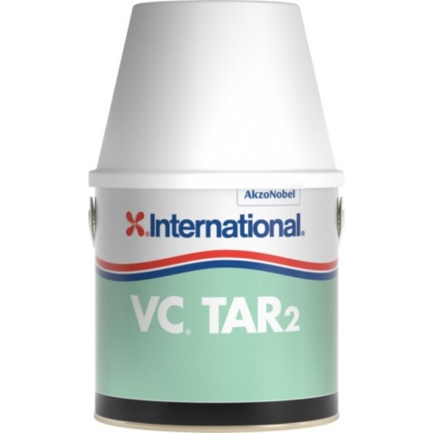 Farba Primer INTERNATIONAL VC TAR 2 - čierna, 2,5 l