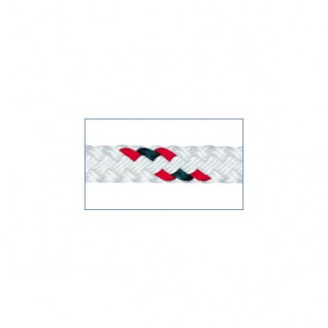 Allround priem.6 mm white-red